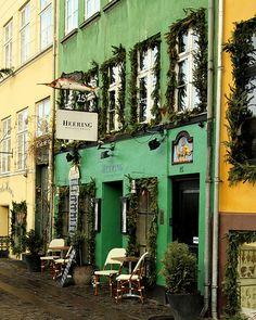 Colorful Copenhagen http://www.travelandtransitions.com/destinations/destination-advice/europe/