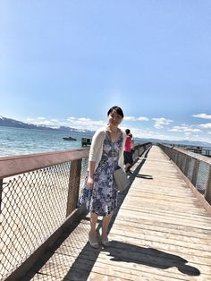 S. Lake Tahoe in May