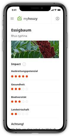 Houzy Pflanzenmanager - Die neue Art der Pflanzenpflege Butterfly Bush, Watering Plants, Heating Systems, Ornamental Plants