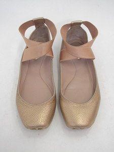 square toe loafers - Metallic Chlo i328eFHF