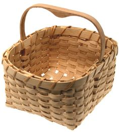 Cape Cod Blueberry Basket Weaving Kit $10.25 from BasketWeaving.com. A Classic. Click here for more info.