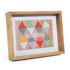 Cadre photo en bois 18 x 23 cm MALMO CORNER