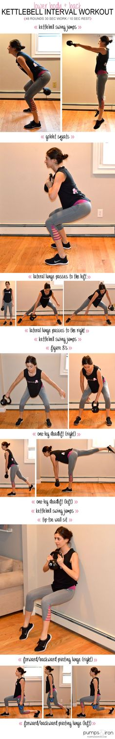 Lower-Body & Back Kettlebell Interval Workout  Join me at tomhandy.co  Also send me an email at thomas_handy@hotmail.com