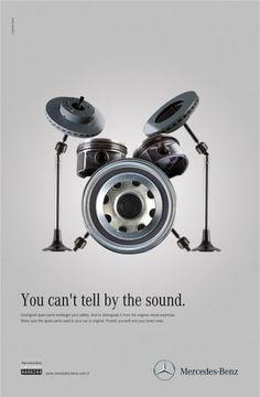 Mercedes-Benz After Sales Services: Senses, Sound