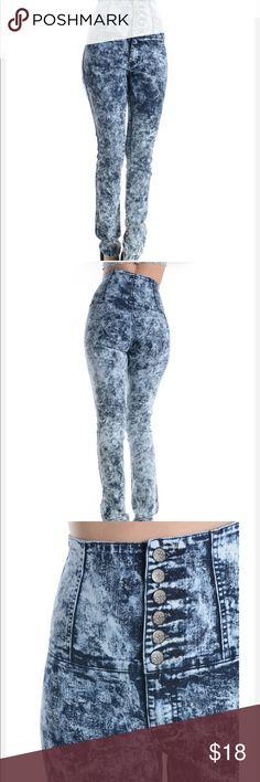 4th of July SaleHIGH WAIST ACID WASH High waist acid wash skinny jeans are  so darling 05c3483f6c39