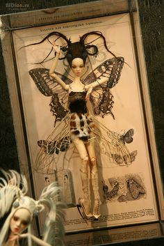 Fantasy | Whimsical | Strange | Mythical | Creative | Creatures | Dolls | Sculptures |