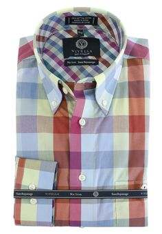 The Abbey, just added Button-Down Colla... Check it out here http://theabbeycollection.ca/products/button-down-collar-long-sleeve-no-iron-plaid-sport-shirt-viyella?utm_campaign=social_autopilot&utm_source=pin&utm_medium=pin