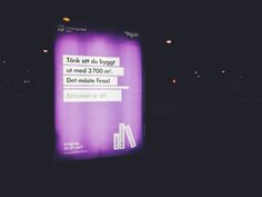 Communication ads, Gothenburg City Library