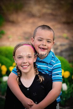 Spring Photos of Natalie and Hunter!