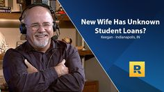 New Wife Has Unknown Student Loans