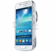 Se filtra la primera imágen del Samsung Galaxy S4 Zoom