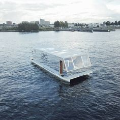 2boats floating photographic platforms designboom