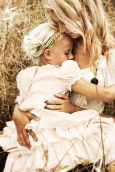 So süüüüüß ❤, meine liebe Mama, ich hab dich ganz dolle lieb!