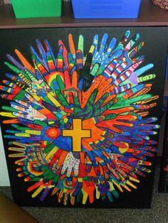 Silent Auction Class Project Ideas | ... Martha Catholic School Artists: Auction ... | Vacation Bible Scho