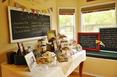 Smart Cookie Party by yourhomebasedmom, via Flickr