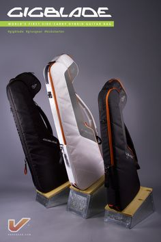 GigBlade: A Revolutionary Side-Carry Hybrid Guitar Gig Bag by Gruv Gear — Kickstarter - http://kck.st/1gdn7O0