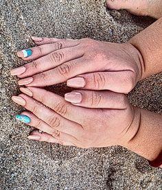 Summer nail art by Kathryn ❤️😍
