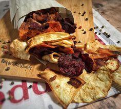 Egészséges chips házilag - In Passion of Tasty life