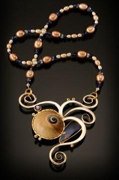 Necklace   Barbara Umbel