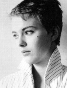 Breathless  Jean Seberg 4x6 Postcard by Videotheque on Etsy, $3.75