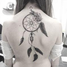 #danmochila #filtrodossonhos #filtro #tattoo #costas #tattoocostas