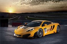 The 2012 McLaren MP4-12C is the latest masterpiece of the McLaren Automotive. It features technologies and systems, derived from racing practice. The new McLare(...)