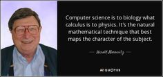 Harold Morowitz Quotes, applying thermodynamics to living systems, relates to #Flow #science