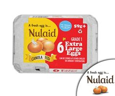 Nulaid Canola Range eggs offer a fatty acid balance that is rich in Canola seed extracts also contains another essential fatty acid, which can play an important role in lowering blood cholesterol levels. Essential Fatty Acids, Cholesterol Levels, Omega 3, Blood, Eggs, Canning, Range, Play, Type 3