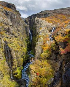 Glymur Iceland Say Yes To Adventure