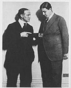Cuando un joven español con visión de rayos X fue retado por el 'Gran Houdini' - Cuaderno de Historias