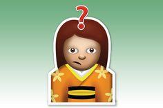 """El emoji: ¿se me ve bien esto?"""":"""