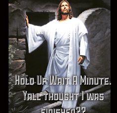 Lol. Happy Easter