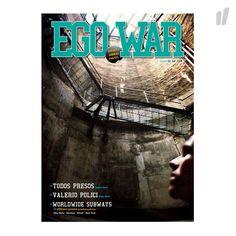 Egowar #10 - Strictly Subway Magazin - http://www.overkillshop.com/de/product_info/info/14583/