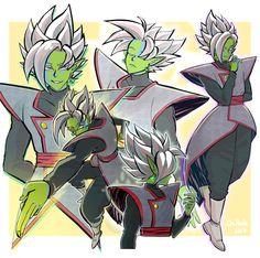 Black Goku, Black Dragon, Zamasu Fusion, Merged Zamasu, Broly Movie, Epic Characters, Dragon Ball Gt, Coloring Pages, Anime