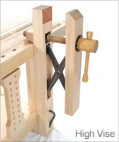 BenchCrafted.com - Crisscross