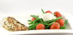 Sliptong met haricoverts en cherrytomaatjes recept - Supersnel gezond