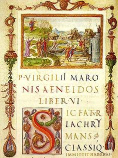 Sortes Virgilianae -- and the future of the book