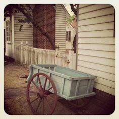 Cart - no horse
