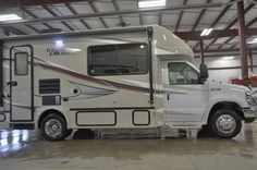 COZY MOTORHOME!!!  2016 Gulf Stream BT Cruiser 5230 Reaching 24' long, there are two Jack Knife sofas for sleeping arrangements! Massive amounts of storage space throughout the RV! A lovely kitchen for cooking meals in! Set up the table in front of the sofa to eat at! Luscious driving chairs will keep you going on the road to get to your destination with ease!  Call our BT Cruiser expert Stuart Brabant 800-949-8271