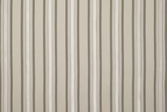 Forbury Stripe Truffle Cotton Rich Fabric