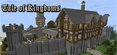 Minecraft Tale of Kingdoms 1.7.10 Mod