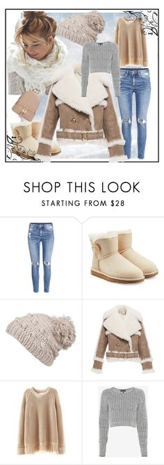 """Untitled #9"" by merima-meryy ❤ liked on Polyvore featuring beauty, H&M, UGG Australia, prAna, Burberry, rag & bone and MICHAEL Michael Kors"