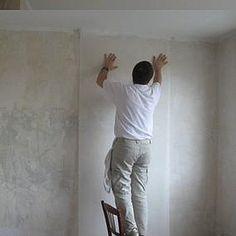 1000 ideas about toile de verre on pinterest comment for Poser toile de verre plafond