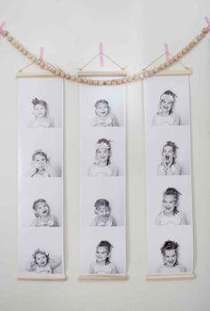 DIY photo booth print
