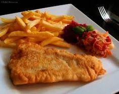 """Przepis na Ryba w Cieście z Frytkami - """"Fish & Chips"""" - Słodka Strona - KatalogSmaków.pl Fish And Chips"""