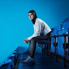 Shout out to @nike for introducing their new Pro Hijab! Check out the chills-inducing campaign on papermag.com   via PAPER MAGAZINE OFFICIAL INSTAGRAM - Celebrity  Fashion  Haute Couture  Advertising  Culture  Beauty  Editorial Photography  Magazine Covers  Supermodels  Runway Models
