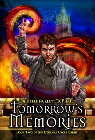 Tomorrow's Memories - Finalist for the 2008 Dream Realm Award for both Best Fantasy and Best Cover Art - Cover art by LW Perkins and Christina Yoder