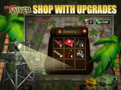 Crazy Sapper game, now on the AppStore Game Development Company, It Game, Arcade Games