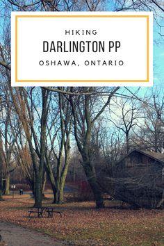 Hiking Darlington Pr