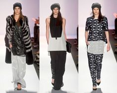 BCBG Max Azria Otoño-Invierno 2013/2014 | Mercedes-Benz New York Fashion Week